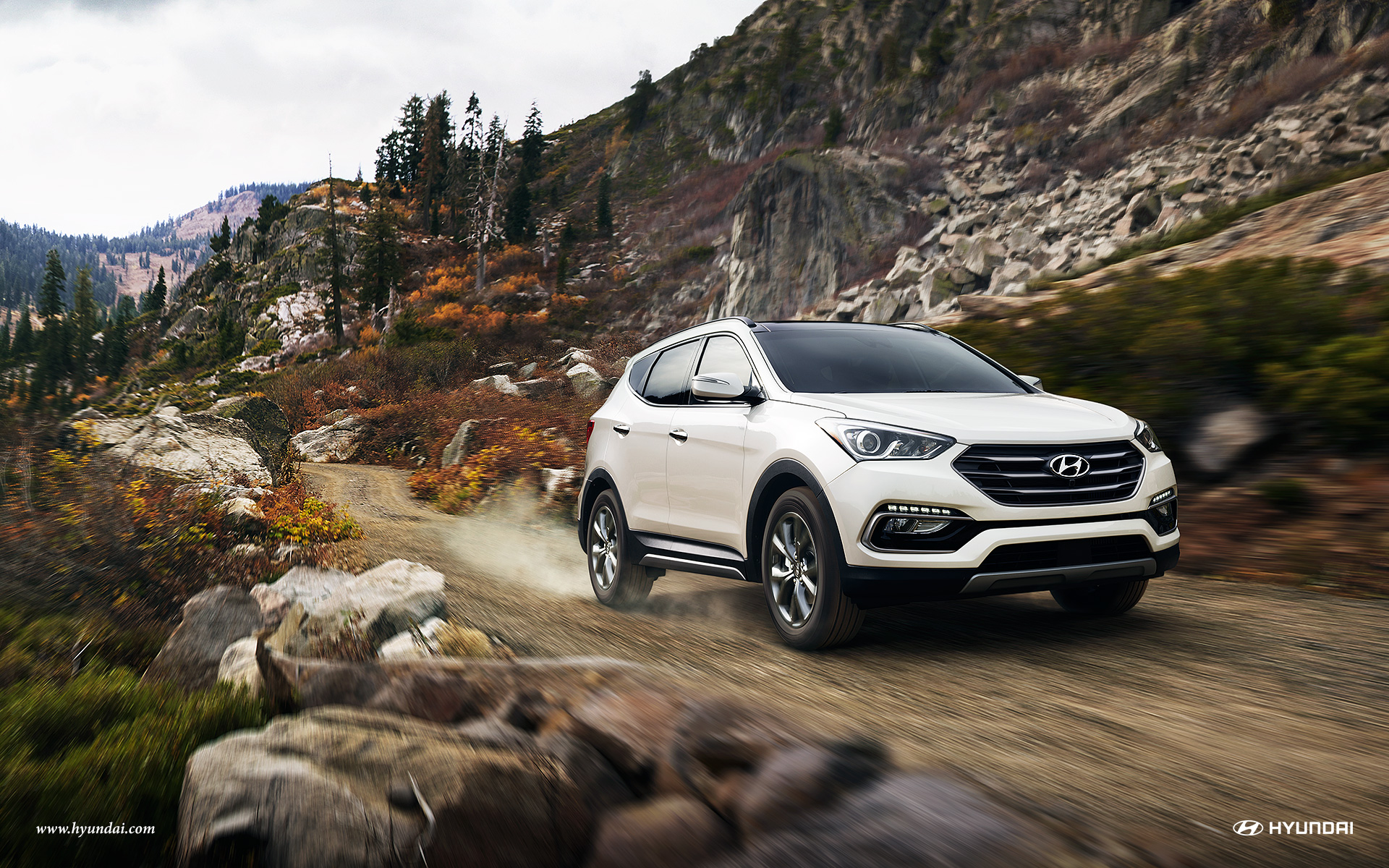 Hyundai Santa Fe Family of SUVs Fits the Demands of Your Lifestyle