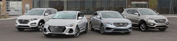 Silver new Hyundais lineup
