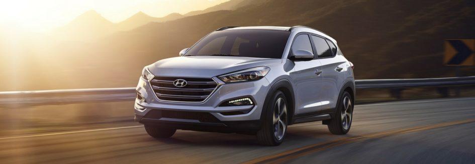 Find The New Hyundai Tucson In New Bern, NC