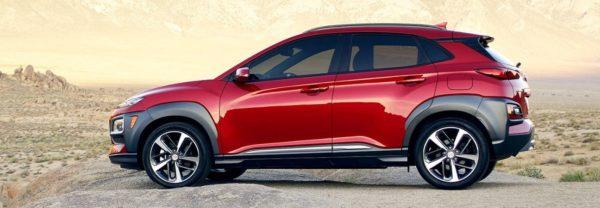 2019 Hyundai Kona New Bern