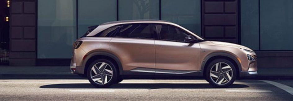 2019 Hyundai Nexo New Bern NC